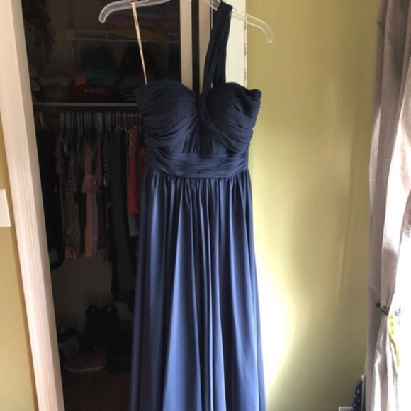 Light in the Box Dresses & Skirts - Navy Blue Bridesmaid Dress